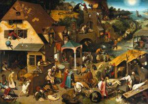 Great Artists episode 18 – Bruegel