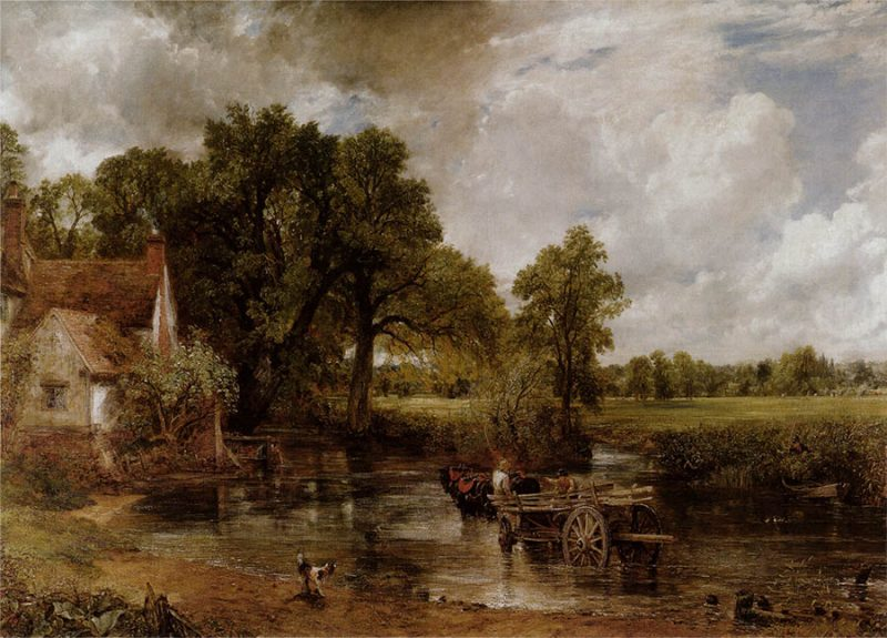 You are currently viewing Great Artists episode 7 – Constable