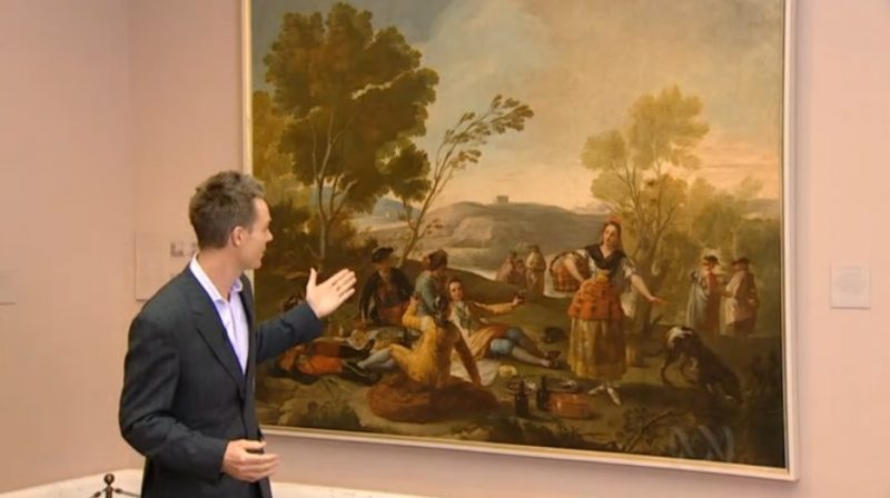 You are currently viewing Great Artists episode 6 – Goya