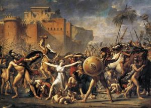 Read more about the article Great Artists episode 7 – Jacques-Louis David