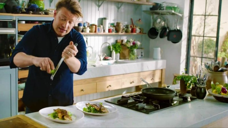 Read more about the article Jamie's Quick and Easy Food episode 3 2018 – crispy sea bass