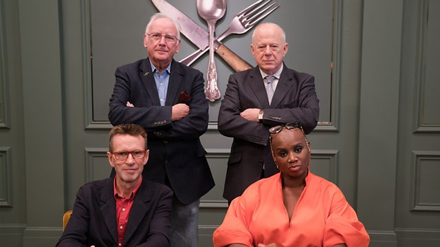You are currently viewing Great British Menu episode 6 2019 – NE: Judging