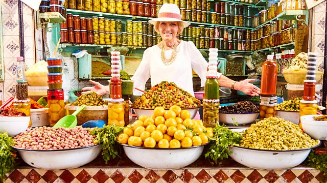 Mary Berry's Quick Cooking episode 3 – Marrakech