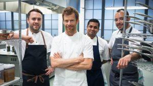 Great British Menu episode 11 2019 – NW Main & Dessert
