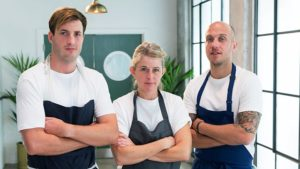 Read more about the article Great British Menu episode 16 2019 – SW – Starter and Fish
