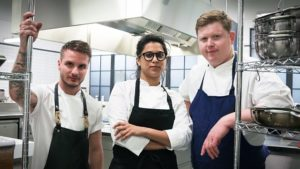 Great British Menu episode 7 2019 – Central Starter and Fish Courses