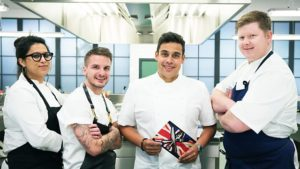 Read more about the article Great British Menu episode 8 2019 – Central Main and Dessert