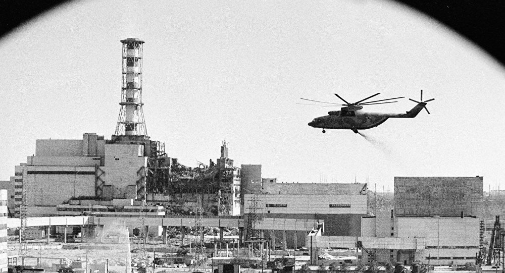 You are currently viewing The Battle of Chernobyl