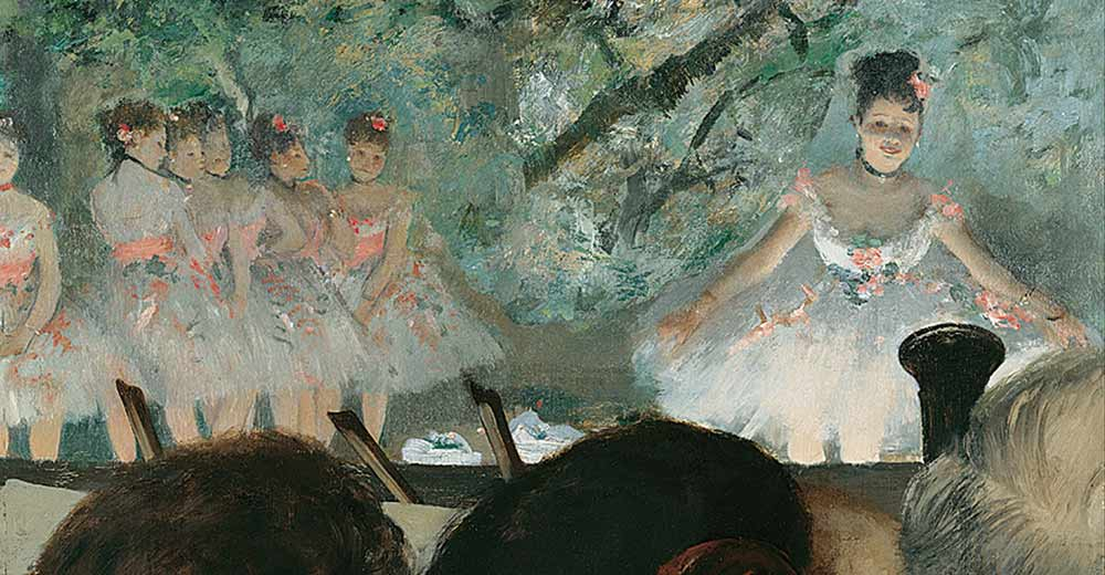 You are currently viewing Impressionists episode 5 – Edgar Degas