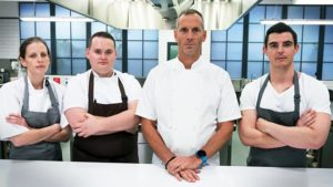Great British Menu episode 20 2019 – Wales: Main & Dessert