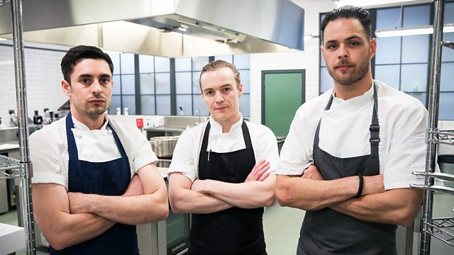 Great British Menu episode 22 2019 – Northern Ireland Starter & Fish