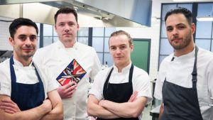 Great British Menu episode 23 2019 – Northern Ireland Main & Dessert
