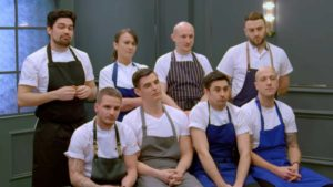 Great British Menu episode 25 2019 – The Finals: Starter