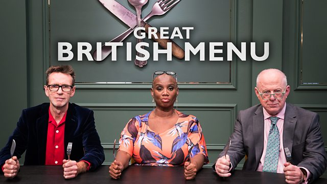 Great British Menu episode 26 2019 – The Finals: Fish Course