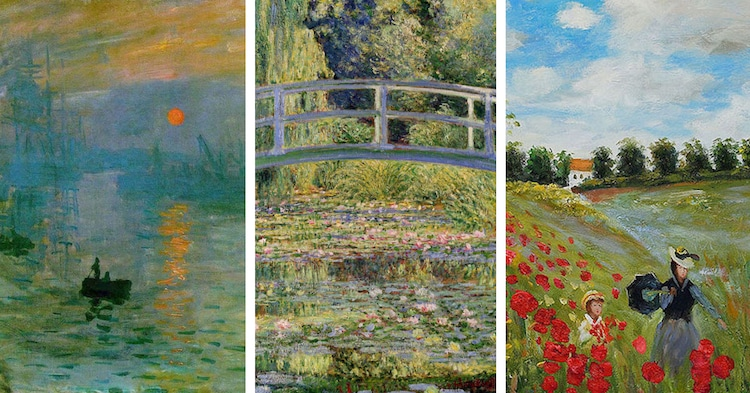 You are currently viewing Impressionists episode 2 – Claude Monet