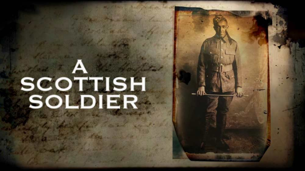You are currently viewing A Scottish Soldier: A Lost Diary of WWI
