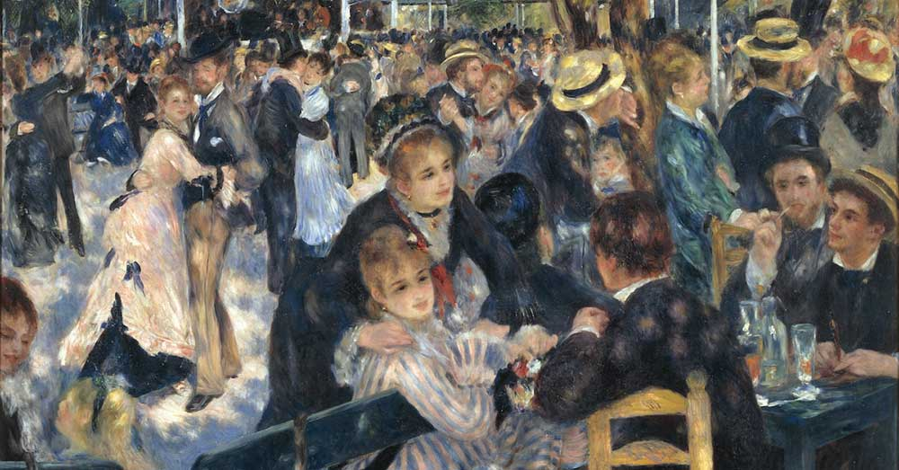 You are currently viewing Impressionists episode 3 – Pierre-Auguste Renoir