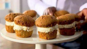 Mini-tiramisu cakes