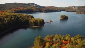 A Park for All Seasons from Above episode 5 – Fall Colours
