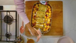 Nadiya's Time to Eat episode 1 – Recipes in a Rush