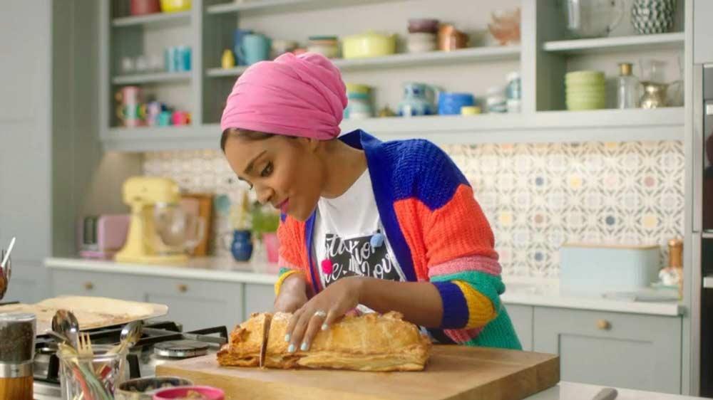 Nadiya's Time to Eat episode 2 – Baking Made Easy