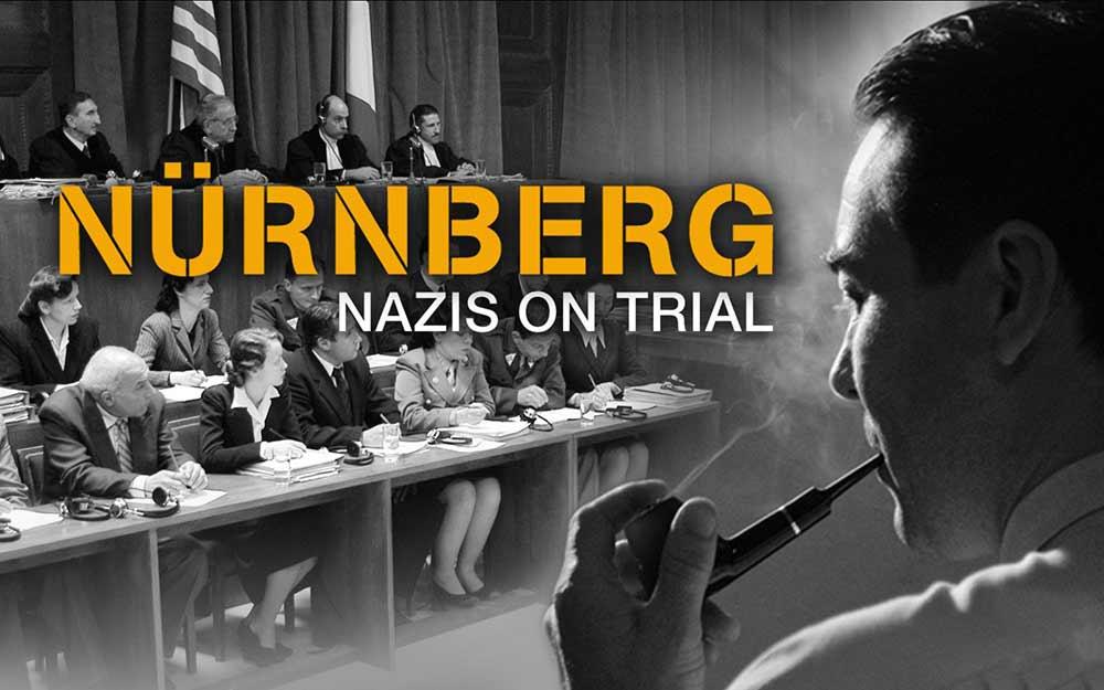 Nuremberg – Nazis on Trial episode 1 – Albert Speer