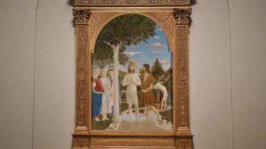 Renaissance Revolution episode 3 – Piero Della Francesca – Baptism of Christ