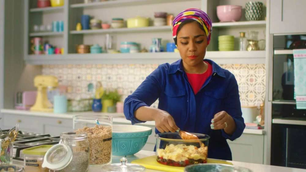 Nadiya's Time to Eat episode 4 – Impress in an Instant