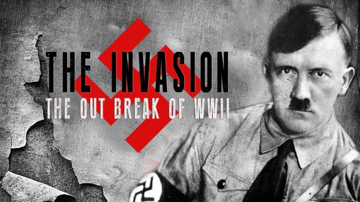 You are currently viewing The Invasion – The Outbreak of World War II