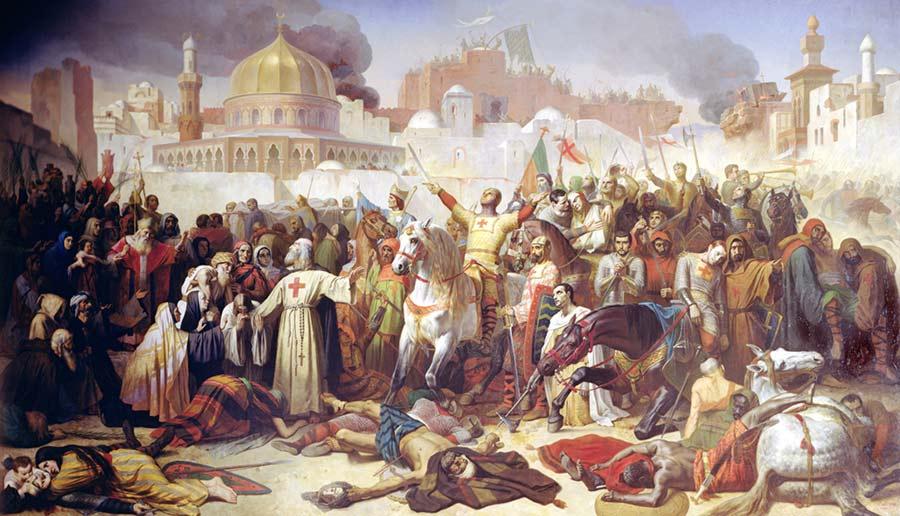 The Crusades – Holy War episode 1