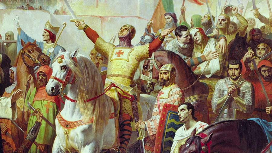You are currently viewing The Crusades – Victory and Defeat episode 3