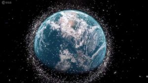 Read more about the article The Trouble with Space Junk