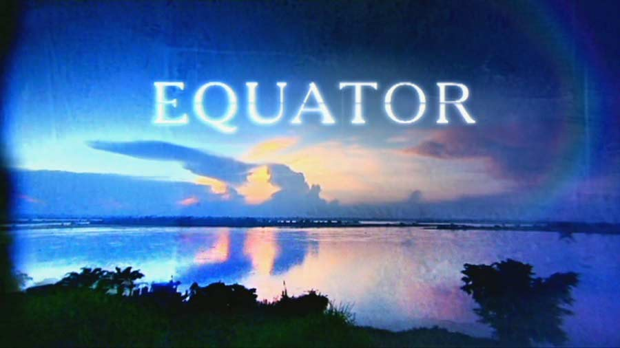Equator with Simon Reeve episode 1