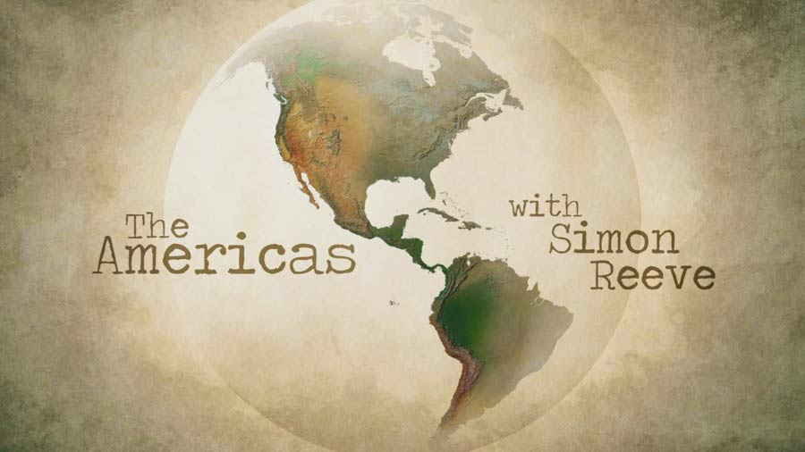 The Americas with Simon Reeve episode 1