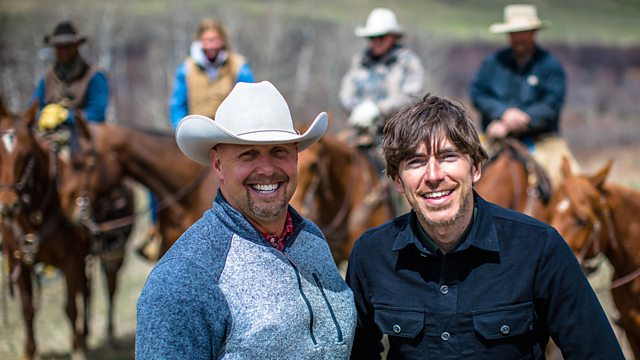 The Americas with Simon Reeve episode 2