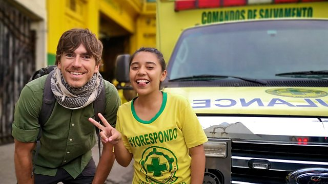 The Americas with Simon Reeve episode 5
