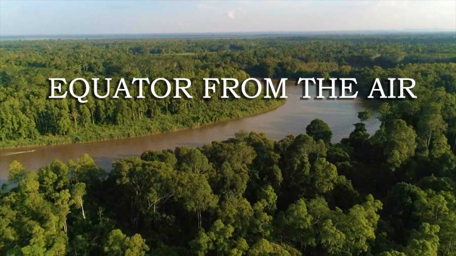 Equator from the Air episode 4 – SE Asia