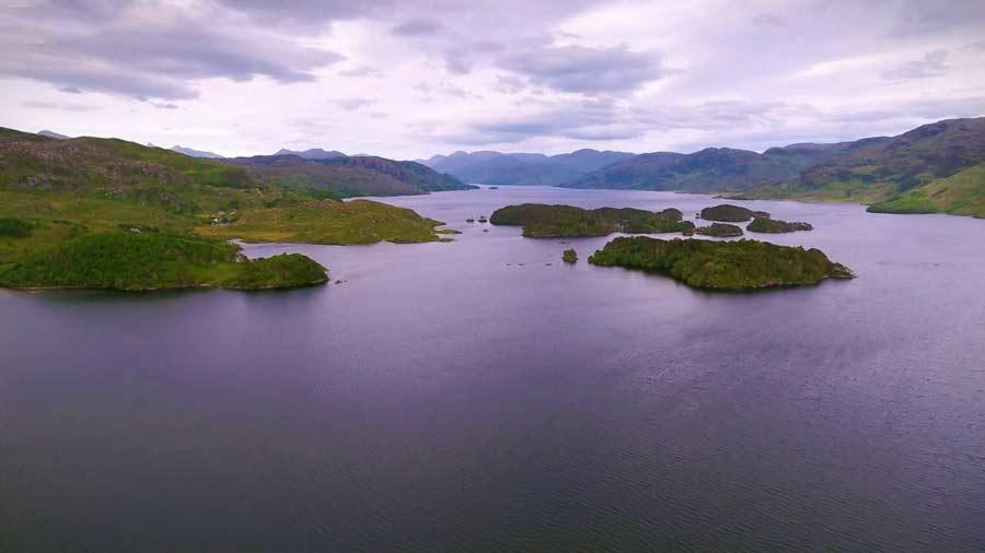 Grand Tours of Scotland's Lochs episode 4