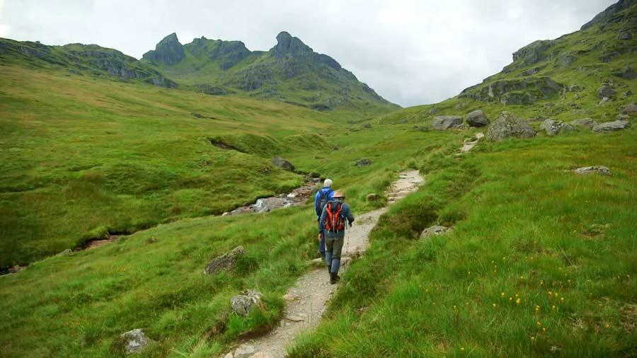 Grand Tours of Scotland's Lochs episode 7