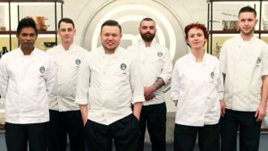 MasterChef episode 4 2019 – The Professionals