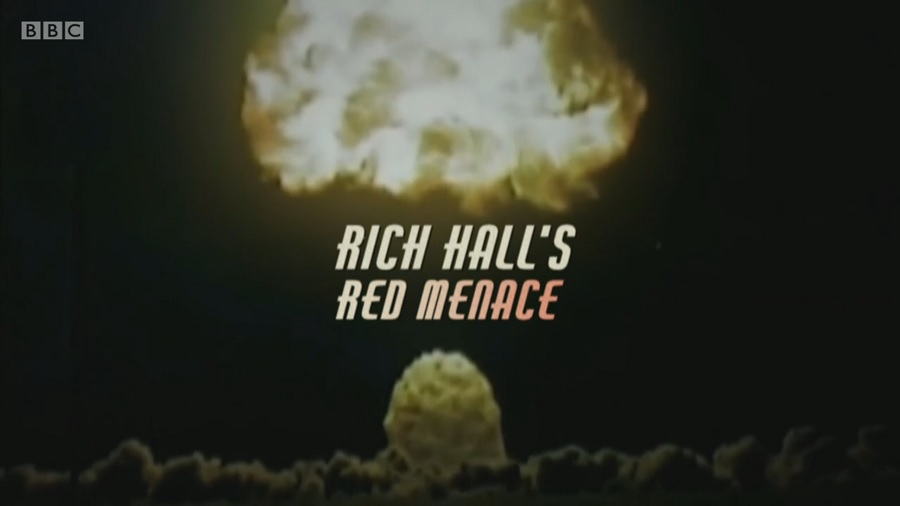 Read more about the article Rich Hall's Red Menace