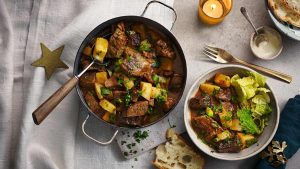 Mary Berry's beef stew - A Berry Royal Christmas