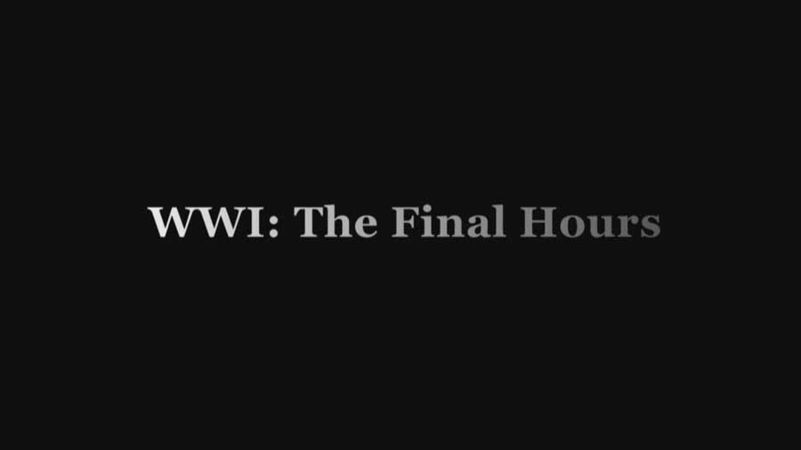 WWI – The Final Hours