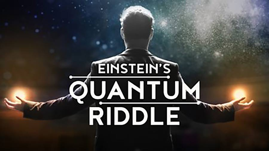 You are currently viewing Einstein's Quantum Riddle