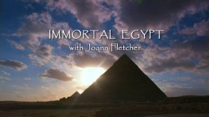 Immortal Egypt episode 1 – The Road to the Pyramids
