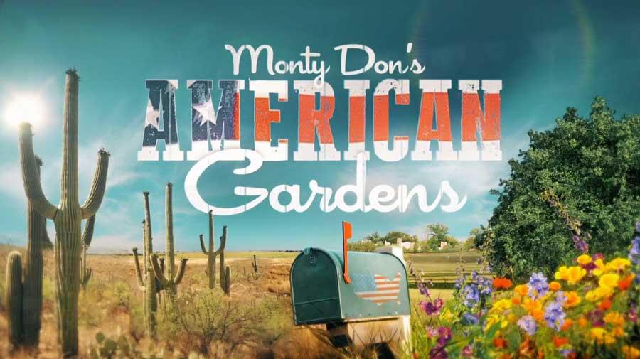 Monty Don's American Gardens episode 1