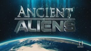 Ancient Aliens – Aliens and Evil Places