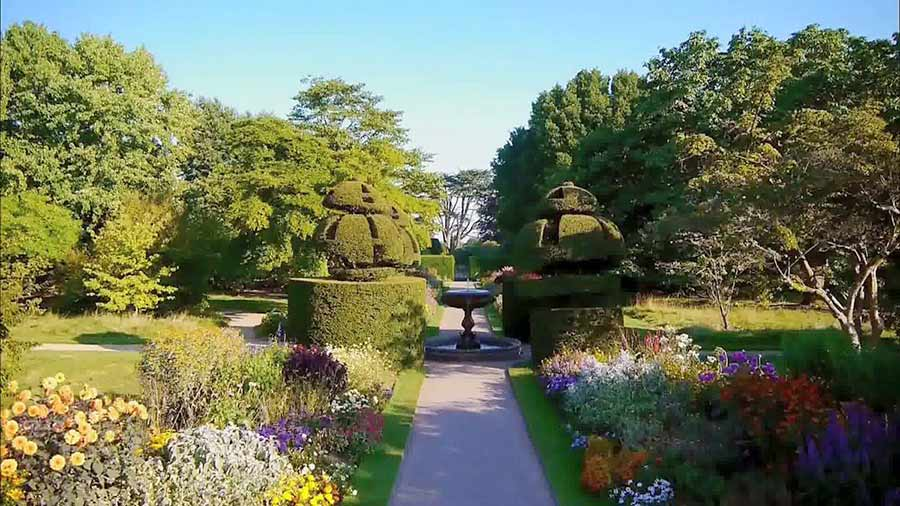British Gardens in Time – Nymans episode 4