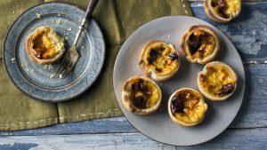 Easy Portuguese custard tarts - Nigel Slater: Eating Together episode 3 - Custard