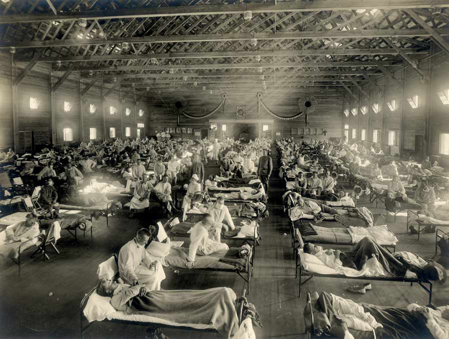 You are currently viewing The Flu That Killed 50 Million